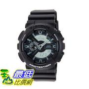 [103美國直購] Casio 手錶 Grey Men's GA110C-1A G Shock Analog/Digital Resin Strap Watch