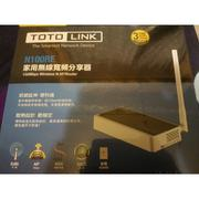 TOTOLINK N100RE 150Mbps 超值分享器