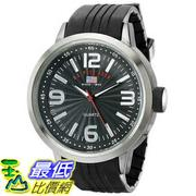 [美國直購] U.S. Polo US9054 手錶 Assn. Sport Men's Watch with Black Rubber Band
