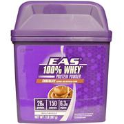 [iHerb] EAS, 100% Whey Protein Protein, Chocolate, 2 lb (907 g)