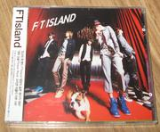 FTIsland FT Island Flower Rock K-POP CD + DVD SEALED