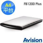 虹光Avision FB1200 Plus平台A4掃描器