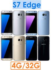【預訂+現貨】三星 Samsung Galaxy S7 Edge 八核心 5.5吋 4G/32G 4G LTE 智慧型手機●IP68 生活防水防塵●紋辨識器●(送充電板)