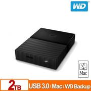 WD My Passport for Mac 2TB 2.5吋行動硬碟(WESN)