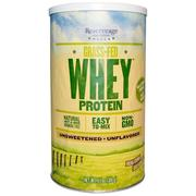 [iHerb] ReserveAge Nutrition, Grass-Fed Whey Protein, Unflavored, 11.1 oz (316 g)