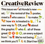 CREATIVE REVIEW 3月號/2011