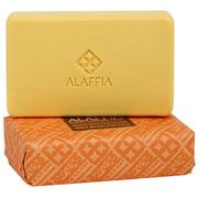 Alaffia, Triple Milled Shea Butter Soap, Sandalwood Ylang Ylang, 5 oz (142 g)