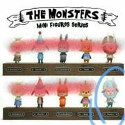 The monsters mini 2龍家昇 盒玩盲抽