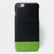 alto Metro Case for iPhone 6 Plus Black / Green 香港行貨