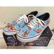 VANS 星際大戰 STAR WARS AUTHENTIC YODA ALOHA