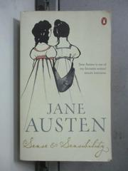 【書寶二手書T7/心理_NSW】Sense and Sensibility_Jane Austen