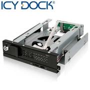 "ICY DOCK TurboSwap 無抽取盤 3.5"" SATA 硬碟抽取盒-MB171SP-B"
