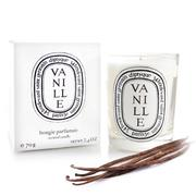Diptyque 巴黎經典香氛 香草 香氛蠟燭 70g Candle Vanille