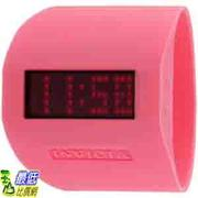 [美國直購 ShopUSA] Invicta 手錶 Unisex Specialty IS485-004 Pink Silicone Quartz Watch with Digital Dial