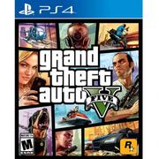 封膜紙破損(B)PS4 GTA5 俠盜獵車手5 中英文美版 grand theft auto V FIVE GTA5