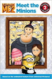 Passport to Reading Level 2: Despicable Me 2: Meet the Minions