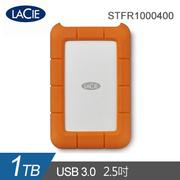 【1TB】Lacie Rugged 2.5吋 Type-C 外接式硬碟(STFR1000400)