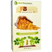 Bell Plantation, PB Thins, Peanut Butter Crackers, 7 oz (198 g)