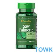 【PURITAN'S PRIDE】Saw Palmetto 鋸棕櫚萃取