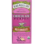 [iHerb] [iHerb] The Tea Room Chocolate Fusion, Milk Chocolate, Black Masala Chai, 1.8 oz (51 g)