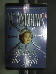 【書寶二手書T2/原文小說_NFB】Music in the night_V.C.Andrews