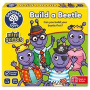 【Orchard Toys】可攜桌遊-小甲蟲123(Build a Beetle Mini Game)