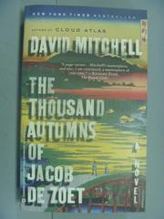【書寶二手書T1/原文小說_IIS】The Thousand Autumns of Jacob de Zoet_DAVID MITCHELL