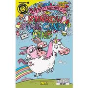 電子書 Itty Bitty Bunnies in Rainbow Pixie Candy Land #2