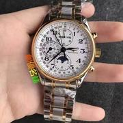 Longines 浪琴 Master Collection 名匠系列 L2.773.5.78.7 月相