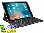 [美國直購] Logitech 920-008131 9.7吋 羅技 鍵盤保護殼 Create Backlit Keyboard Case with Smart Connector for iPad Pro