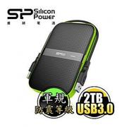 【Silicon Power】Armor A60 2TB USB3.0行動硬碟-NOVA成功