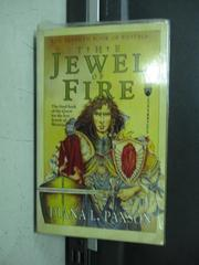 【書寶二手書T9/原文小說_NFS】The jewel fire_Diana l.paxson