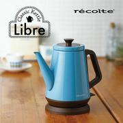 【This-This】récolte |日本麗克特  kettle libre 快煮壺 - 土耳其藍