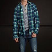 【Afskate】A&F AF XH48T Abercrombie & Fitch Hollister 襯衫