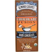 [iHerb] [iHerb] The Tea Room Chocolate Fusion, Dark Chocolate, Almond Caramel, 1.8 oz (51 g)