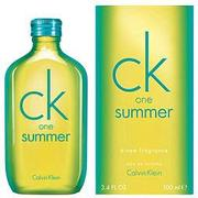 香水1986☆Calvin Klein CK One Summer 2014 夏日限量版 淡香水 5ML  香水分裝瓶