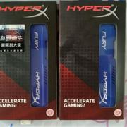 Kingston HyperX Fury DDR3 1866 8GB*2