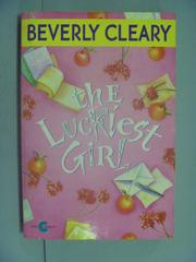 【書寶二手書T2/原文小說_GDE】The Luckiest Girl_Cleary, Beverly