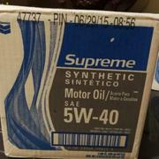 Chevron Supreme 5W-40機油 costco