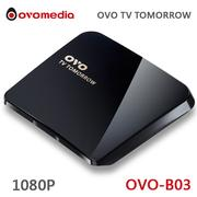 OVO TV TOMORROW 1080P電視盒(OVO-B03)-家電.影音-myfone購物