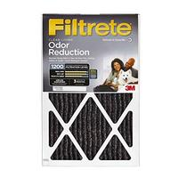 Filtrete 16x25x1 AC Furnace Air Filter MPR 1200 Allergen Defense Odor Reduction 4-Pack (Renewed)