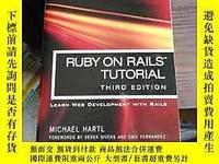 古文物Ruby罕見On Rails Tutorial: Learn Web Development With Rails