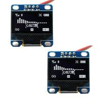 (DIYmall) Diymall 0.96 Inch I2c IIC Serial Oled LCD LED White Display Module for Arduino(pack of...