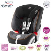 Britax romer Evolva 1-2-3 Plus旗艦成長型安全座椅