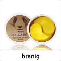 [branig] ⓑ Gold and EGF Hydrogel Eye and Spot Patch (60sheets) 90g