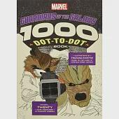 Marvel Guardians Of The Galaxy: The 1000 Dot-to-Dot Book