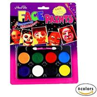 (MooMoo Baby) Face Body Paints Kits Professional Make Up Palette-Safe & Non-Toxic Ideal for Hall...
