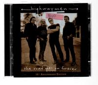 highwaymen the road goes on forever 公路狂徒 CD+DVD 完全無刮 B10