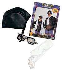 (Rubie s Costume Co) Rubie s Costume Aviator Costume-RUB13009ACS