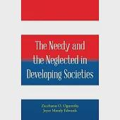 The Needy and the Neglected in Developing Societies
